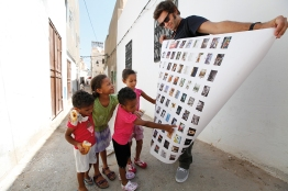 Tunisia, Sfax : The second making off with the banderolle © Ons Abid